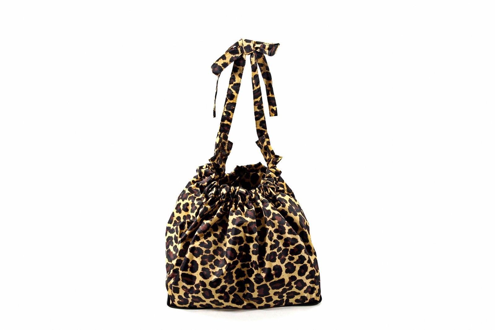 Leopard Basket Liner Cruiser Candy