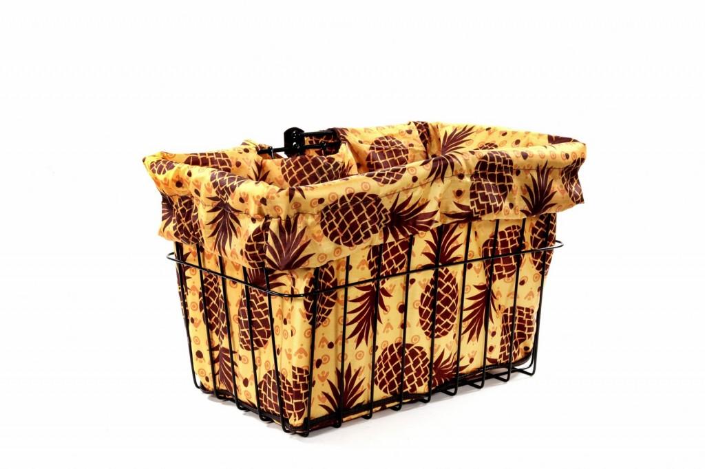 Pineapple Upsidedown Basket Liner Cruiser Candy