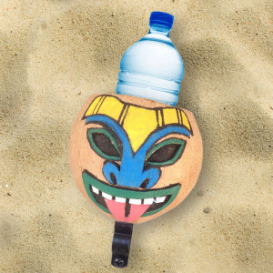 Coconut Rad Face Drink Holder By CruiserCandy.com