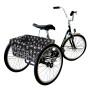 CruiserCandy - Trike Basket Liner - Paws