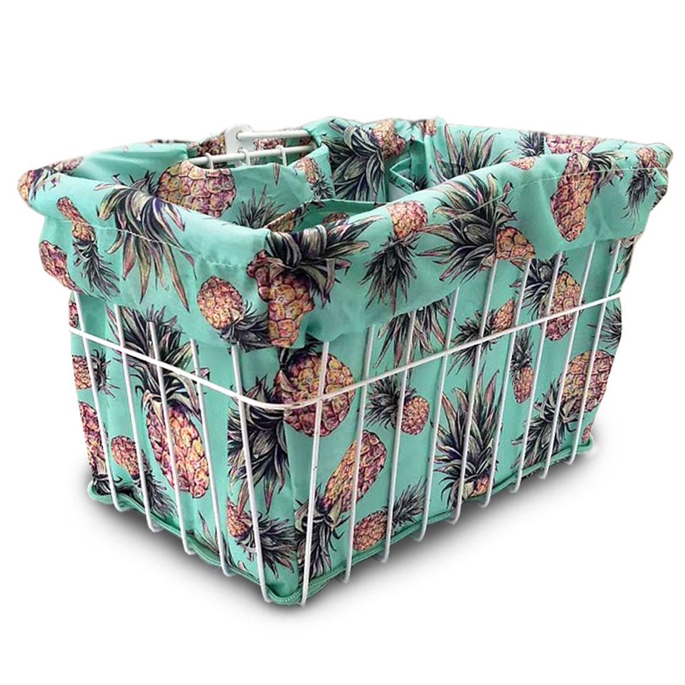 bicycle basket liner bag