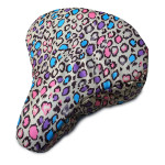 Bicycle Seat Cover Pebbles Dabba Doo