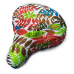 Bicycle Seat Cover Wild Tropical